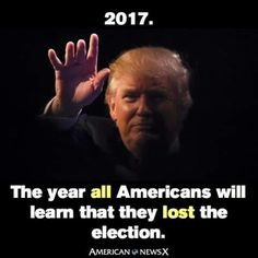 2016 BOTH ELECTIONS!!! TRUMPISM IS NOT NORMAL.