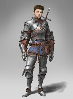 ArtStation - young knight, hyunjoong .