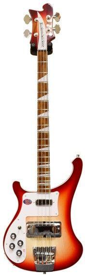 Rickenbacker 4003 Bass Fireglo Left Handed #rickenbacker #bass #guitar