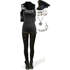"""""""Untitled #1184"""" by bvb3666 on Polyvore"""