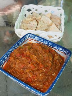 Armenian Ikra (Eggplant Dip) | Cook The Hell Out of It!.....eggplant caviar