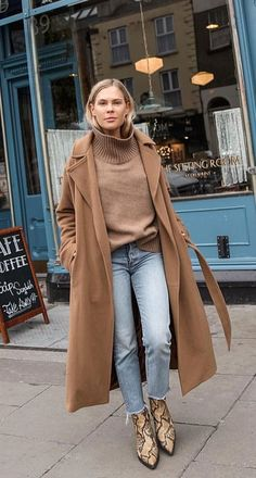 Winter Fashion Outfits, Fall Winter Outfits, Look Fashion, Autumn Winter Fashion, Winter Style, French Fashion, Fashion Fall, Girl Fashion, Vintage Fashion