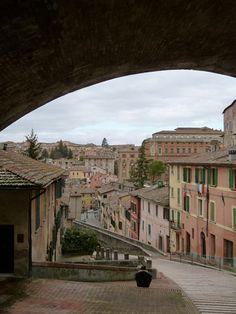 Via Appia, Perugia,Italia