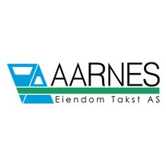 Vår nye logo design til Aarnes Eiendom Takst AS! #logokompaniet #LogoDesign