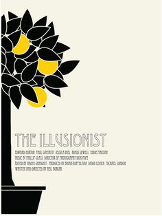 The Illusionist [2006]
