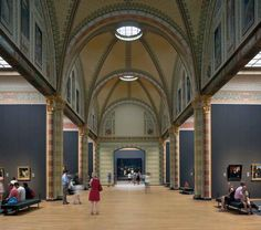 The New Rijksmuseum by Cruz y Ortiz. Photography © Duccio Malagamba. Courtesy of ArquinFAD. Click above to see larger image.