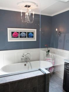 Contemporary | Bathrooms | David Bromstad : Designer Portfolio : HGTV - Home & Garden Television