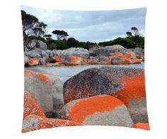 Beach Printed Cushion Covers & Cushion Fillers