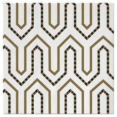 Cheeky Home Art Deco Napkins - 30 count : Target
