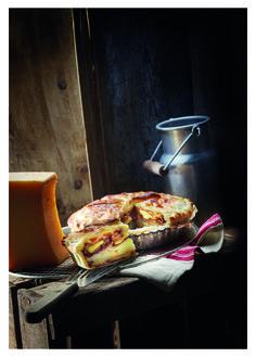 Tourte savoyarde au Beaufort Fromage Beaufort, Quiches, Cheese Recipes, Eat, Ethnic Recipes, Food, Torte, Recipes, Essen