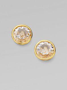 http://diamondsnap.com/michael-kors-goldtone-crystal-stud-earrings-p-16376.html