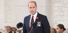 """We extend our deep gratitude to the Last Post Association and the people of Ieper for this daily act of homage in honour of our fallen"" - The Duke of Cambridge"