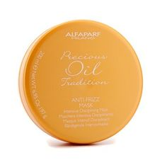 ALFA PARF Precious Oil Tradition Anti-Frizz Intensive Face Mask for Unisex, Ounce ** Wow! Check it out now! : Skin Care for Face Face Care, Body Care, Healthy Hair Tips, Hair Conditioner, Facial Skin Care, About Hair, Beauty And The Beast, Anti Frizz, Oil