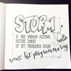 🌟Tante S!fr@ loves this📌🌟 Typography Quotes, Art Quotes, Creative Diary, Notebook Doodles, Bullet Journal Tracker, Dutch Quotes, Doodle Lettering, Fathers Love, Bullet Journal Inspiration