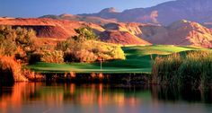 Green Spring Golf Course, St. George, UT.