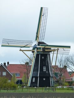 Old Windmills, Le Moulin, Lighthouse, Wood Working, Holland, City, Windmill, Netherlands, Bell Rock Lighthouse