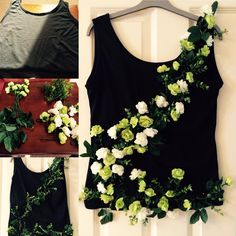 DIY Garden Themed Festival Fancy Dress