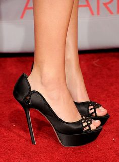 Tips on High Heel Survival | Always go half up your size when shopping for high heels. | Life Hacks List from DIYReady.com #LifeHacksList #DIYReady
