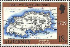 Alderney 18p