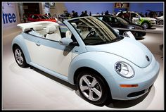 Slug Bug Aquarius Blue! by Cygnus~X1 - Visions by Sorenson, via Flickr