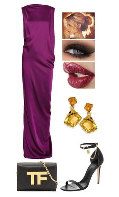 """""""Untitled #108"""" by smolllie ❤ liked on Polyvore featuring Tom Ford, STELLA McCARTNEY, Ellis Faas and Alexander McQueen"""