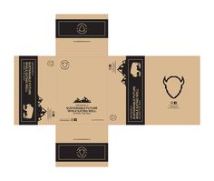 Turtle Valley Bison Meat Delivery Box Packaging Design by DesignFive, We'd like to have a bison (Canadian buffalo) inspired pattern for our delivery box. I've included examples of pattern style we are looking for. Food Box Packaging, Packaging Design, Branding Design, Meat Delivery, Box Delivery, Box Design, Layout Design, Meat Box, Bison Meat
