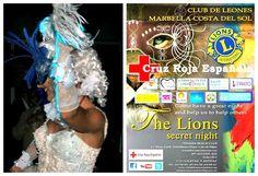 El glamour de un baile de Mascaras en Marbella, video:  http://lookandfashion.hola.com/aloastyle/20130909/el-glamour-de-un-baile-de-mascaras-en-marbella-video/ ♥♥♥