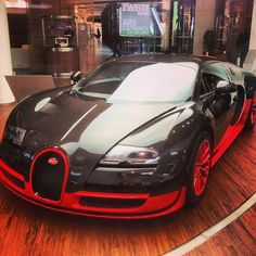 Super expensive and super sexy Bugatti Veyron wow!!