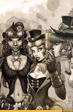 .Steampunk