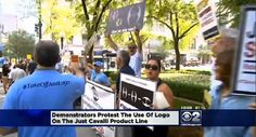 #TakeOffJustLogo CBS Chicago News