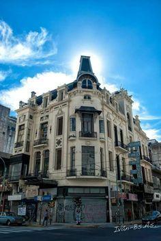 Buenos Aires. Art Noveau (Thx Victoria)