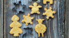 Sušenky pro pejsky Foto: Gingerbread Cookies, Desserts, Food, Gingerbread Cupcakes, Tailgate Desserts, Deserts, Essen, Postres, Meals
