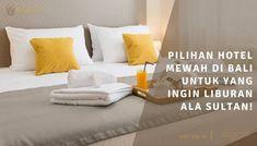 5 Pilihan Hotel Mewah Di Bali Untuk Yang Ingin Liburan Ala Sultan! Bali, Couch, Furniture, Home Decor, Settee, Decoration Home, Sofa, Room Decor, Home Furnishings