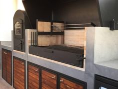 Santiago-quinchos-14 Bunk Beds, Furniture, Home Decor, Barbecue Grill, Outdoor Kitchen Design, Metal Crafts, Design Projects, Exterior Design, Landscaping