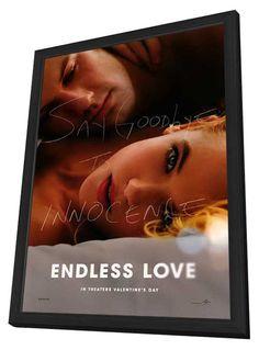Endless Love 27x40 Framed Movie Poster (2014)
