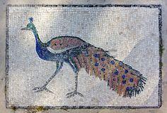 pavone mosaico - Cerca con Google