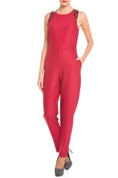 Ana Sousa Slouchy carrot jumpsuit