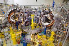 Alemania enciende su nuevo reactor de fusión nuclear.