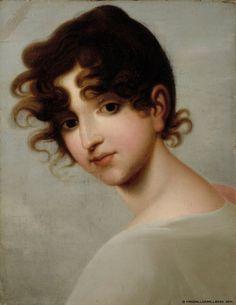 Grassi, Josef, mukaan Catherine Fredrika Wilhelmine Benigne, Duchess of Sagan 1800-luku Finnish National Gallery