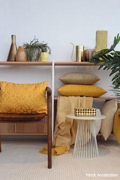 Ochre and Yellow Decor, Colorful Interiors, Interior, Ochre Interiors, Bedroom Themes, Autumn Interior, Ochre Bedroom, Yellow Interior, Ochre Decor