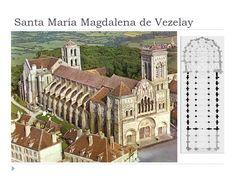 santa maria magdalena de vezelay