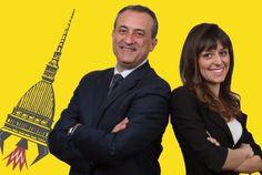 La strana coppia elettorale: a Torino i manifesti condivisi da Mangone e Scanderebech