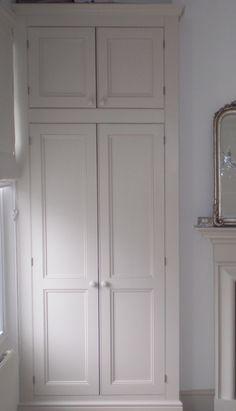 Bedroom Storage Alcove Wardrobe Doors 63 New Ideas Alcove Cupboards, Built In Cupboards, Bedroom Cupboards, Alcove Wardrobe, Bedroom Wardrobe, Home Bedroom, Bedroom Furniture, Bedroom Closets, Cupboard Wardrobe