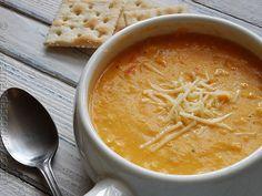 Creamy White Cheddar Corn Chowder Will Make Everyone Happy | Make and Takes