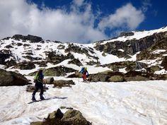 CRÓNICAS   MONTAÑERAS: Néouvielle 3091 m.