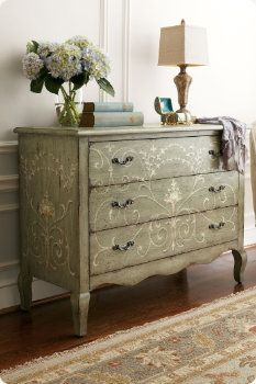 way too expensive but sparks great ideas for DIY furniture renovations!