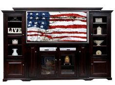Poplar Entertainment Hutch And Base   Unfinished Furniture Of New Jersey,  New York And Pennsylvania Offering Unfinished Tv And Vcr Cabinets, Televiu2026