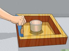 The Easiest Way to Build a Washer Game - wikiHow
