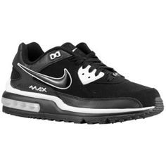 Nike Air Max Wright - Men's - Sport Inspired - Shoes - Black/Black/Dynamic Blue Nike Air Max Wright, Nike Air Max Ltd, Air Max Sneakers, Nike Sneakers, Air Max 2009, Kobe Shoes, Nike Joggers, Nike Fashion, Casual Shoes