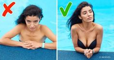 GIRLS' SUMMER HACKS First one may save your life, literally. If you have a hole in the lifeline whic Best Photo Poses, Picture Poses, Photo Tips, Girl Life Hacks, Social Media Stars, Posing Guide, Shooting Photo, Poses For Pictures, Summer Photos